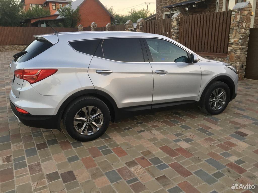 Hyundai Santa Fe, 2014  89584757524 купить 6