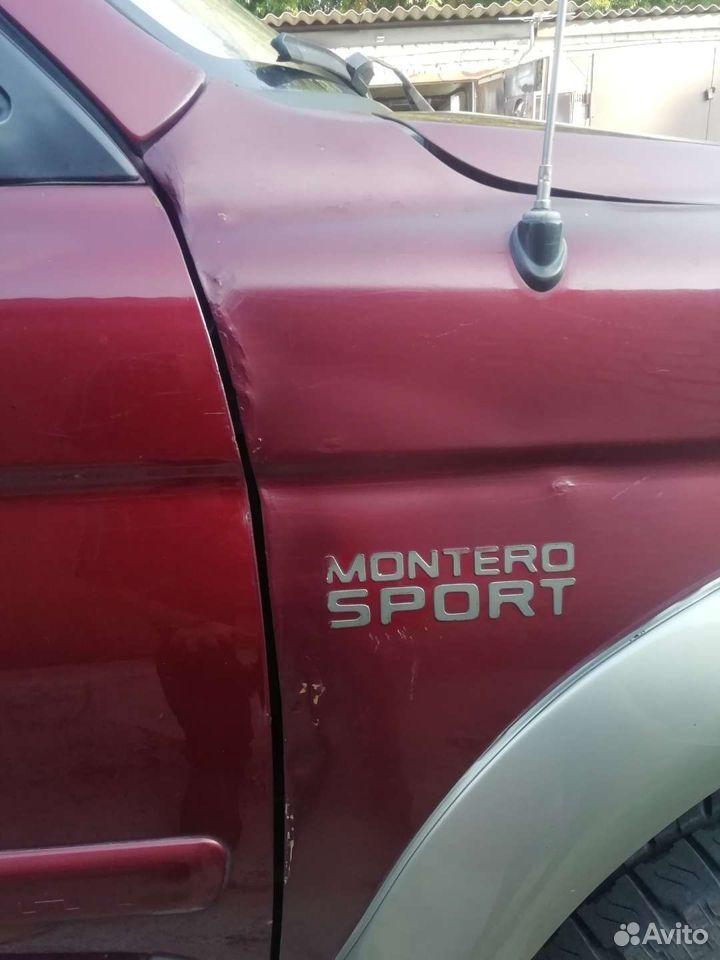Mitsubishi Pajero Sport, 2000  89107333478 купить 9