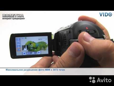 Видеокaмepа Раnаsoniс hdс-SD800 89381477093 купить 1